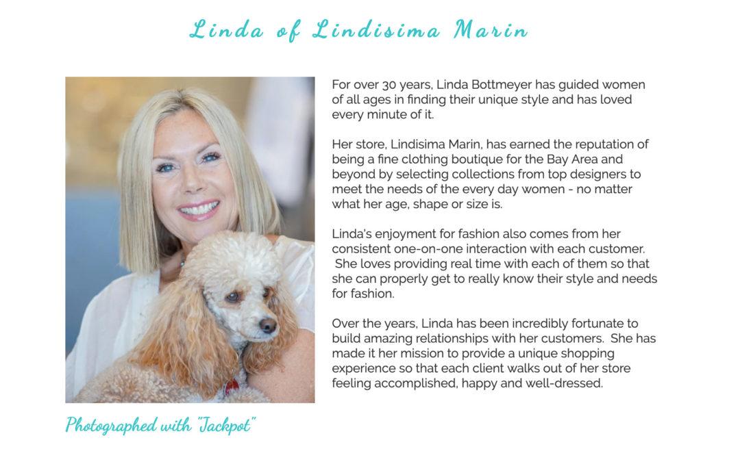 Copyrighting for Lindisima Marin